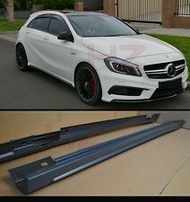 BRAND NEW A Type Side Skirts FOR Mercedes A Class W176 2012 2016 UK STOCK
