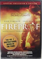 Fireproof NEW Christian DVD Never Leave Your Partner Behind Collector's Edition