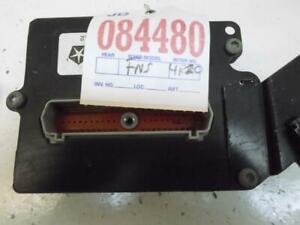 ABS CONTROL MODULE DODGE SPIRIT 1994 1995 4688012 OEM
