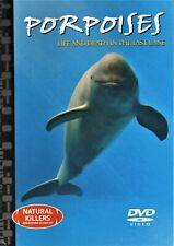 Natural Killers: PORPOISES Life & Death In The Fast Lane DVD + Book BRAND NEW R0