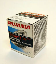 LOT of 6 SYLVANIA 58306 TRU-AIM TITAN 12V GU5.3 35W HALOGEN LAMP Bulbs