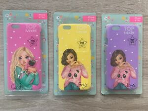 Top Model Glow In the Dark Smart Phone Cover (Iphone 6 / 6s) 3-pack | Brand New