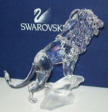 "Swarovski Lion on a rock  "" mufasa ""    269377"