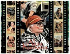 Guyana - 1999 - Akira Kurosawa - Sheet Of 6 - MNH