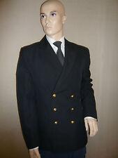 Bundeswehr Marine Sakko Gr.48 Dienst Jacke Anzug Uniform Kostüm Kapitän Bw #3