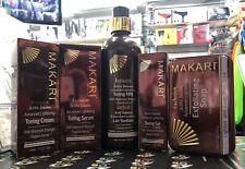 Makari Exclusive Lotion / Creme / Gel / Serum / Soap / Glycerine