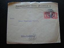 SUEDE - enveloppe (cy79) sweden