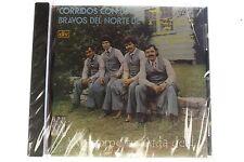 Los Bravos Del Norte De Ramon Ayala Corridos Con Los CD 1997 EMI