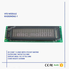 VFD220 Fluoreszenz Display 2 x 20 Characters Alphanumeric