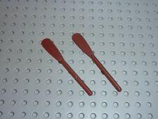 Rame LEGO minifig RedBrown oar 2542 Set 7048/4762/7641/7625/6242/7016/7724/6240