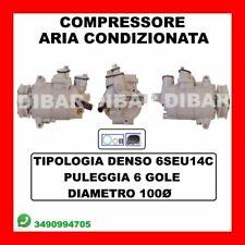 COMPRESSORE AC 13776 AUDI A6 3.0 TDI QUATTRO DAL 2006 KW171 CV233 ASB 91