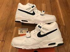 Nike Air Trainer 3 Mens size 11 NEW 2003 Bo Jackson 679066 144 SC White Obsidian