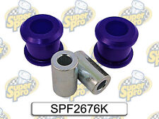SUPER PRO Rear Toe Control Arm Outer Bushing Kit for Mazda RX-7 FD3S S 6 7 8 13B