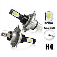 2x H4 LED Nebelscheinwerfer Auto 12V 35W 3570 CSP Birnen Lampen Xenon 6000K Weiß