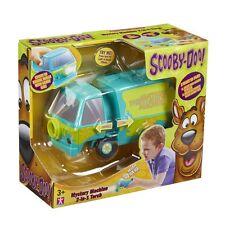 SCOOBY DOO MYSTERY MACHINE 2-in - 1 Torch & veicolo + SFX
