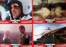 DAVID CARRADINE + DEATH RACE 2000 + SYLVESTER STALLONE + 16 LC'S + GERMAN +