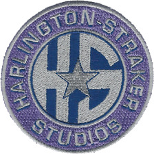 UFO Harlington Straker Studios Patch