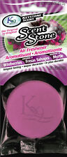 k29 KeyStone Scent-Stone Car Air Freshener, Wildberries