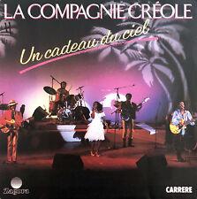 """La Compagnie Créole 7"""" Un Cadeau Du Ciel - France (VG+/VG+)"""