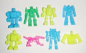 VERY RARE CEREAL PREMIUM MEXICAN FIGURES Transformers TINYKINS I
