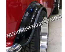 Group 6 fibreglass classic Mini wheel arches, set of 4, NEW