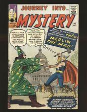 Journey Into Mystery # 96 VG/Fine Cond.