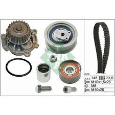 INA Wasserpumpe + Zahnriemensatz Audi A3, A4 VW Golf V, Touran 530 0374 30