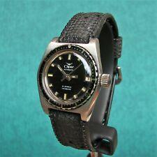 CLIPER Automatic 100m Diver Tropic Vintage Watch AS 1783 Reloj Montre Orologio