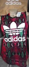 Rita Ora adidas Tank Top T-shirt Vest UK 8 EUR 36