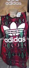 RITA ORA  Adidas Top T-SHIRT VEST UK 10  tee Small BNWT