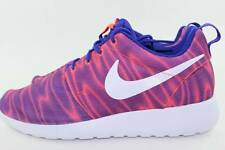 new style bbf03 5cd60 ROSHE ONE PRINT WOMAN SIZE 9.0 TOTAL CRIMSON NEW RUNNING COMFORTABLE