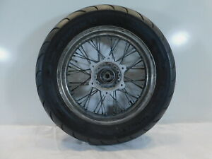 2001-2009 Suzuki VL800 Volusia & Boulevard C50 Spoked Front Wheel & Tire