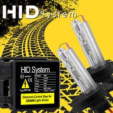 6000K HID BI-XENON 9004/HB1 HIGH/LOW BEAM HEAD LIGHTS BULBS CONVERSION KIT CC3