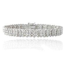 Diamond Tennis White Gold Fine Bracelets