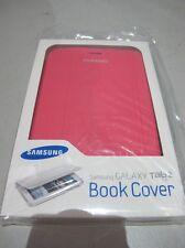 ORIGINALE Samsung Galaxy Tab 2 7.0 Cover Astuccio Guscio Custodia Protettiva Nuovo #21165