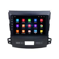 """Lettore radio GPS auto Navi 9""""Android 10.1 per Mitsubishi Outlander XL 2 2006-12"""