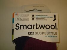 Smartwool PhD Slopestyle Women's Specific Fit  Size Medium  7-9.5