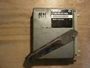 Volvo850 1993 2.5petrol ENGINE CONTROL UNIT ECU Bosch 0280000912(952) 11N