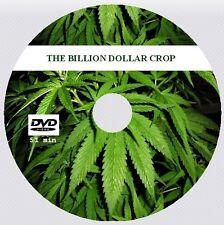 THE BILLION DOLLAR CROP! - HEMP, MARIJUANA [DVD - 51 mins.]