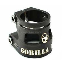 GORILLA PARK Double Seatpost Clamp 31.6mm BIKE BLACK