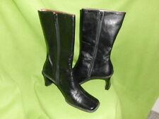 Paolo moschino Stiefel Damenstiefel gr.38 Damenstiefelette schwarz