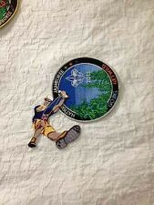Summit 2013 National Jamboree Onsite  Two Piece Movable Backpatch