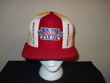 Vintage Superbowl XVIII Redskins contre Raiders Casquette Snapback - Marcus