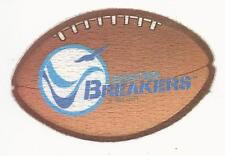 "USFL 1982 Boston Breakers 4"" New Football Team Patch"