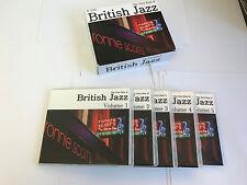 THE VERY BEST OF BRITISH JAZZ 5 CD DUET MUSIC 5060197310219