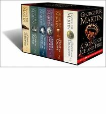A Game of Thrones TheFirst 5 Books (A DANCE WITH DRAGONS 1-5) [Paperback] [Jan 0