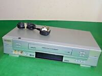 TOSHIBA V-752UK Video Cassette Recorder VHS Hifi Stereo VCR FAULTY SPARES