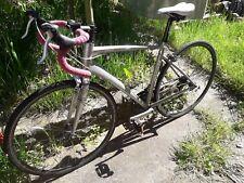Giant Aluxx Avail 4 Road bike Racing bicycle New tyre New cat eye New helmet