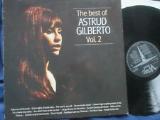 Astrud Gilberto The Best Of Astrud Gilberto Vol. 2 VERVE 825792-1 Vinyl LP Album