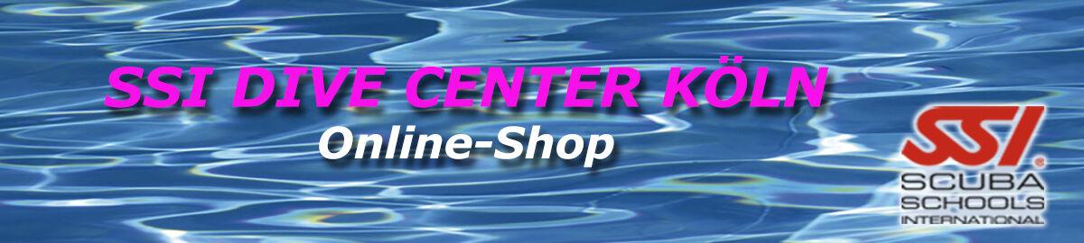 SSI Dive Center Köln - Online-Shop